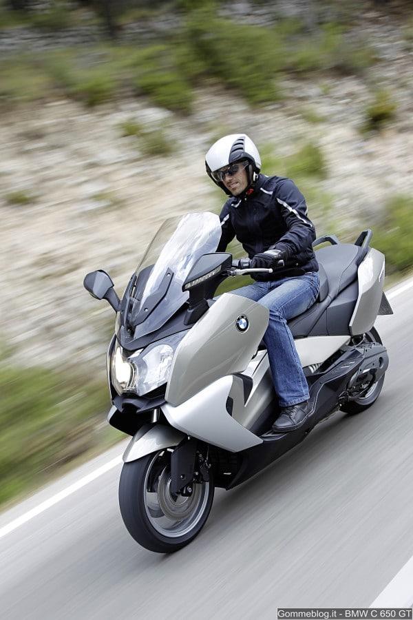 Scooter BMW: C 600 Sport e C 650 GT. La tecnica, le prestazioni e le differenze 11