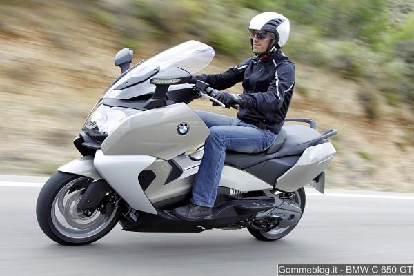 Scooter BMW: C 600 Sport e C 650 GT. La tecnica, le prestazioni e le differenze 16