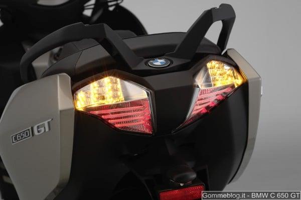 Scooter BMW: C 600 Sport e C 650 GT. La tecnica, le prestazioni e le differenze 14