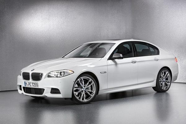 BMW M550d xDrive: Tecnica e Caratteristiche