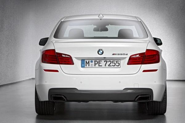 BMW M550d xDrive: Tecnica e Caratteristiche 2