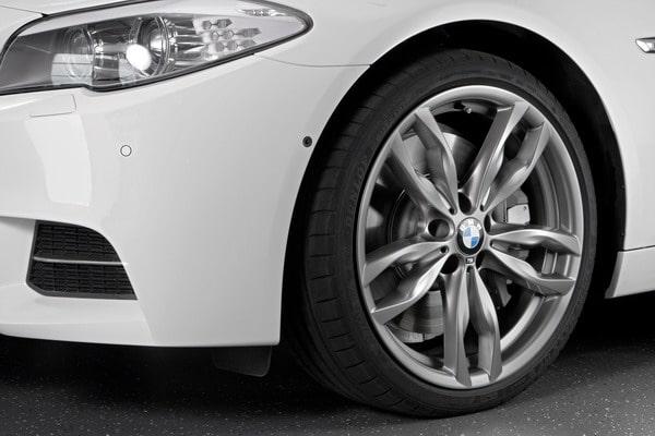 BMW M550d xDrive: Tecnica e Caratteristiche 6