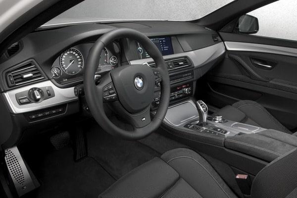 BMW M550d xDrive: Tecnica e Caratteristiche 7