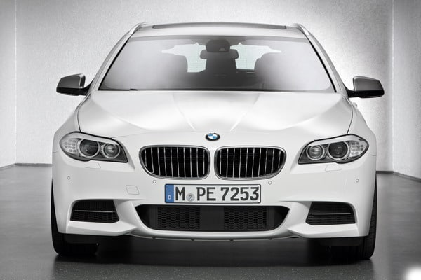 BMW M550d xDrive: Tecnica e Caratteristiche 5