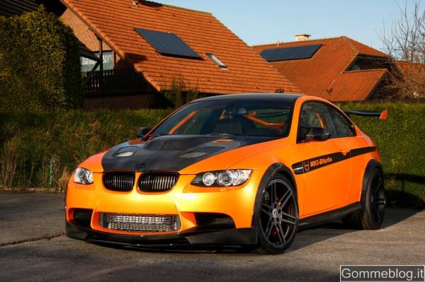 BMW M3: Manhart Racing le regala il motore della X5M elaborato a 700 CV