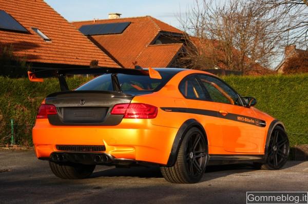 BMW M3: Manhart Racing le regala il motore della X5M elaborato a 700 CV 2