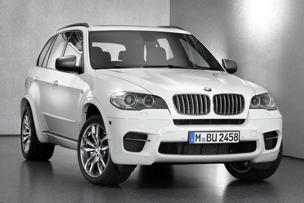 BMW X5 M50d e BMW X6 M50d in dettaglio 2