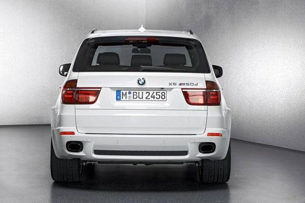 BMW X5 M50d e BMW X6 M50d in dettaglio 5