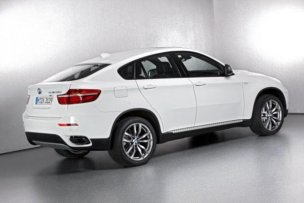 BMW X5 M50d e BMW X6 M50d in dettaglio 4