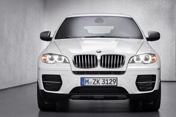 BMW X5 M50d e BMW X6 M50d in dettaglio 3