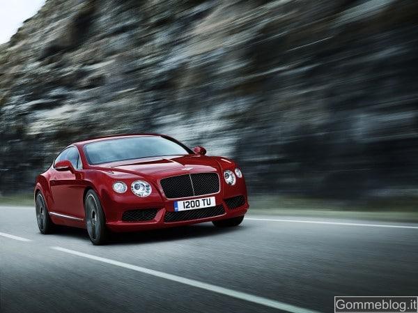 Bentley Continental V8: a Detroit arrivano GT e GTC