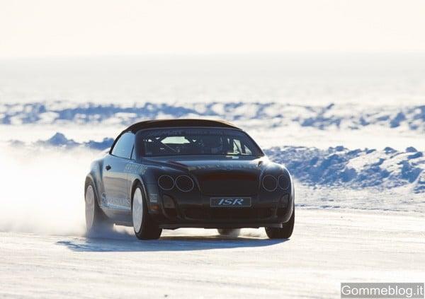 Bentley Power On Ice: sei pronto a guidare sul ghiaccio finlandese auto da 630 cv? 4