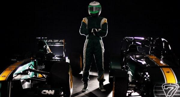 Caterham: la nuova monoposto F1 sarà presentata il 26 Gennaio