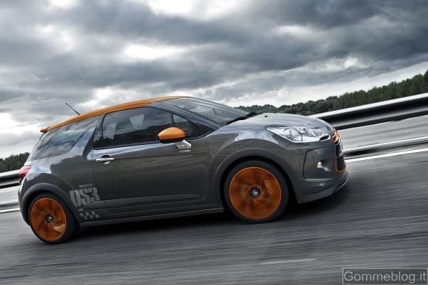 Citroën DS3 Racing: Sportività Senza Compromessi 1