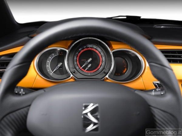Citroën DS3 Racing: Sportività Senza Compromessi 4