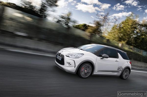 Citroën DS3 Racing: Sportività Senza Compromessi 5