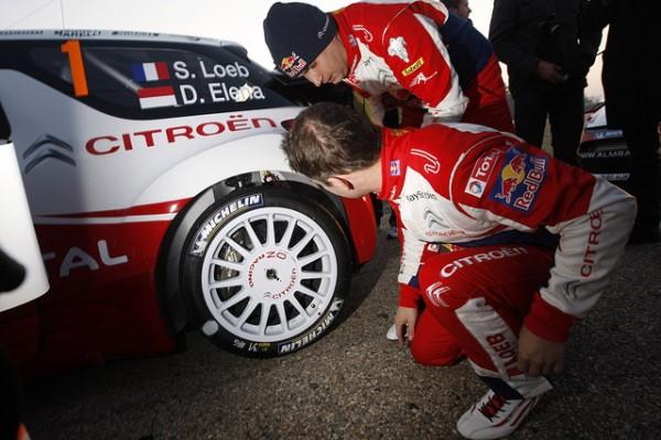 Rally di Montecarlo: dopo la PS15 Loeb è ancora il pilota da battere