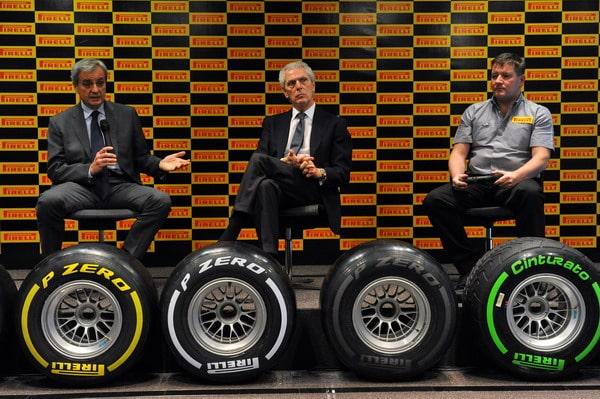 Pirelli: Formula Uno e sostenibilità