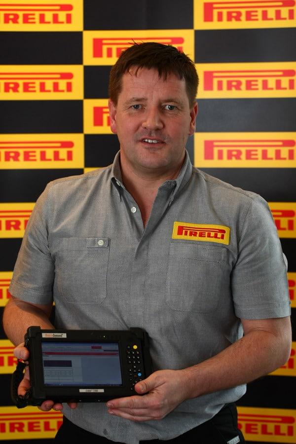 Racing Tyre System: da Pirelli l'anagrafe virtuale che traccia caratteristiche e prestazioni delle gomme F1 2