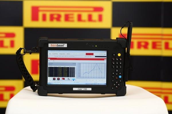 Racing Tyre System: da Pirelli l'anagrafe virtuale che traccia caratteristiche e prestazioni delle gomme F1