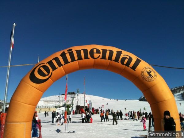 Parte il ContiWinterTour 2012 nelle migliori località italiane di montagna
