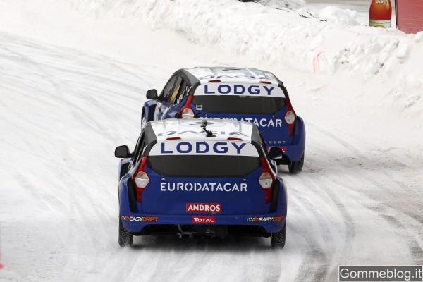"""Dacia Lodgy """"ICE"""" inizia l'anno con una doppietta 2"""