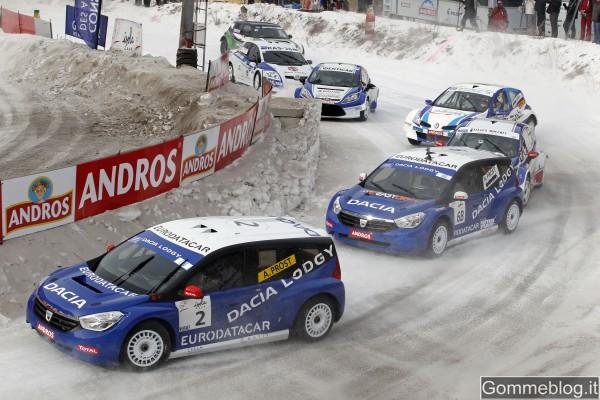 """Dacia Lodgy """"ICE"""" inizia l'anno con una doppietta 3"""