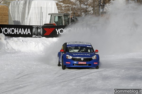 """Dacia Lodgy """"ICE"""" inizia l'anno con una doppietta 4"""
