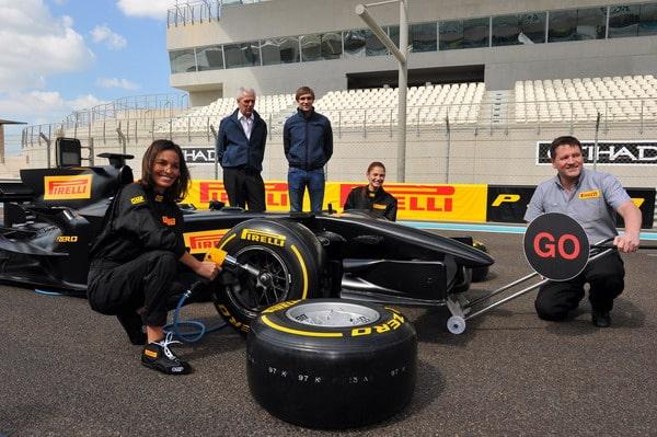 Formula Uno 2012: la squadra Pirelli
