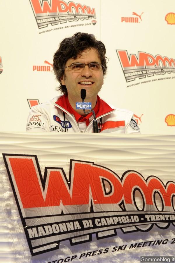 Desmosedici GP12: Filippo Preziosi ne anticipa i contenuti tecnici