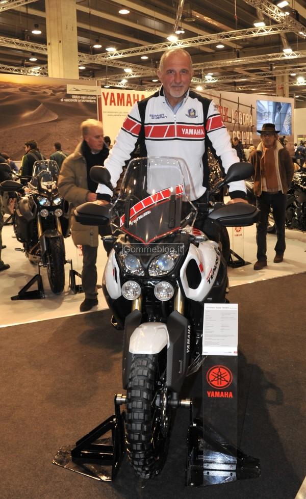 Franco Picco al Motor Bike Expo Show Di Verona 2