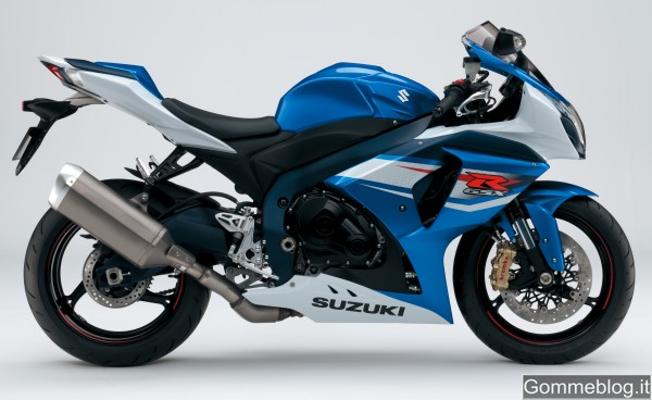 Suzuki GSX-R 1000 2012: Le Prestazioni e la Tecnica 8