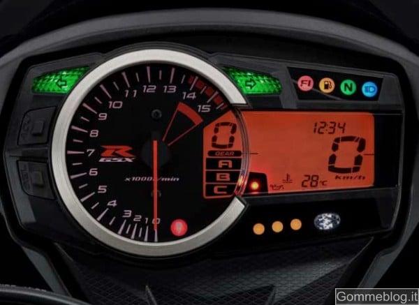 Suzuki GSX-R 1000 2012: Le Prestazioni e la Tecnica 14