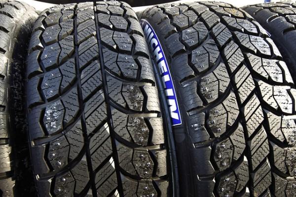 Rally di Montecarlo: gomme Michelin Alpin WRC per la Citroen di Sébastien Loeb 3