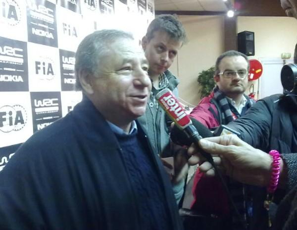 Rally, Jean Todt: sono ottimista sul futuro del WRC