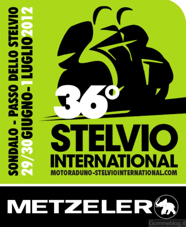 Metzeler Sponsor del 36° Motoraduno dello Stelvio
