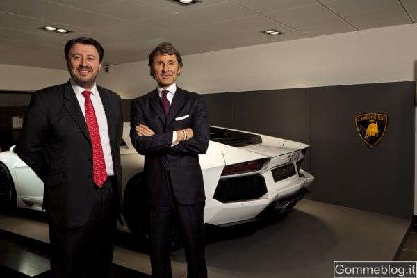 Lamborghini: Inaugurata Paris Ouest, nuova concessionaria della Casa del Toro 2