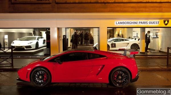 Lamborghini: Inaugurata Paris Ouest, nuova concessionaria della Casa del Toro