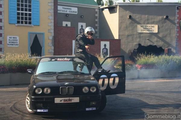 Drifting e spettacolo al Qatar Motor Show 2012 2