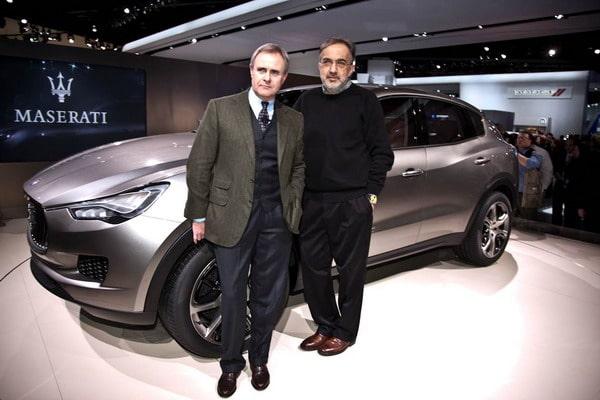Maserati Kubang: il concept suv sportivo debutta al Salone di Detroit 2012 2