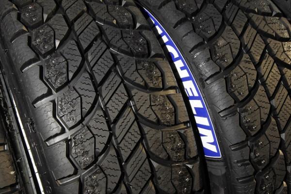 Rally di Montecarlo: gomme Michelin Alpin WRC per la Citroen di Sébastien Loeb