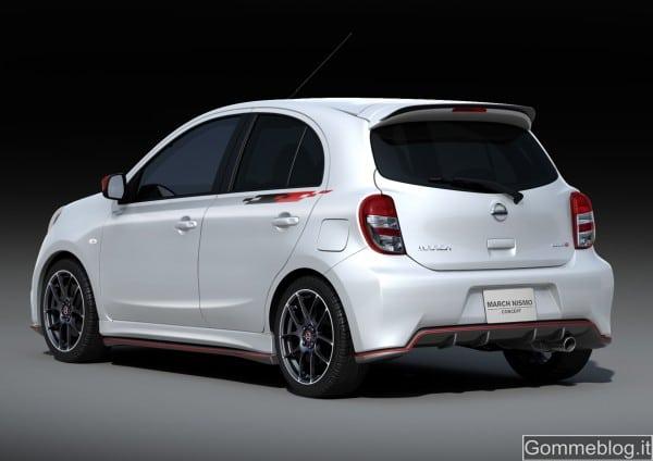 Micra Nismo Concept: in arrivo una Super Nissan Micra 2