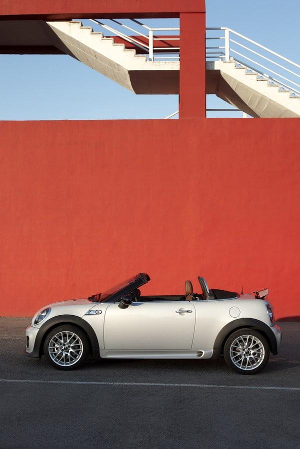 MINI Roadster: Gokart - Feeling a cielo aperto. I dettagli e la tecnica 9
