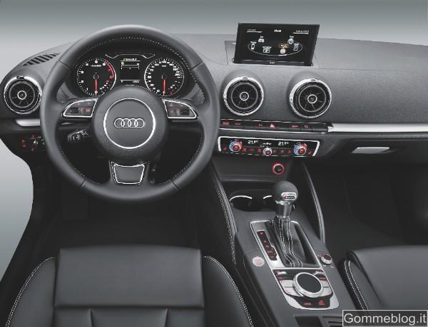 Nuova Audi A3: in anteprima le novità tecnologiche e gli interni