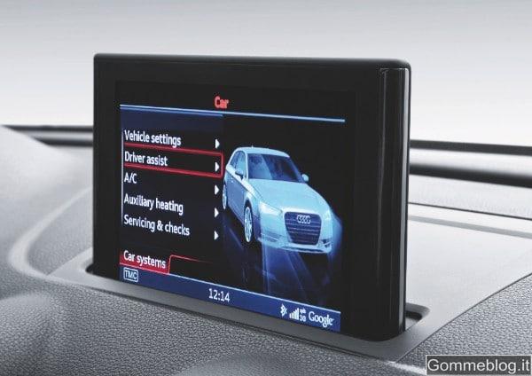 Nuova Audi A3: in anteprima le novità tecnologiche e gli interni 3