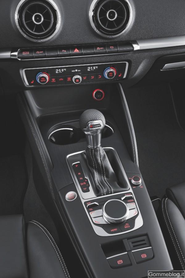 Nuova Audi A3: in anteprima le novità tecnologiche e gli interni 4