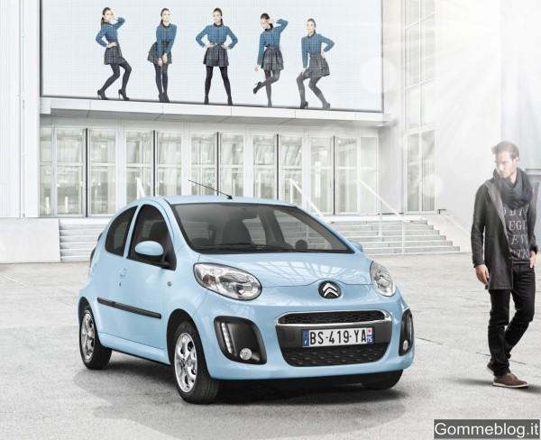 Nuova Citroën C1: Compatta, Economica ed Ecologia 2