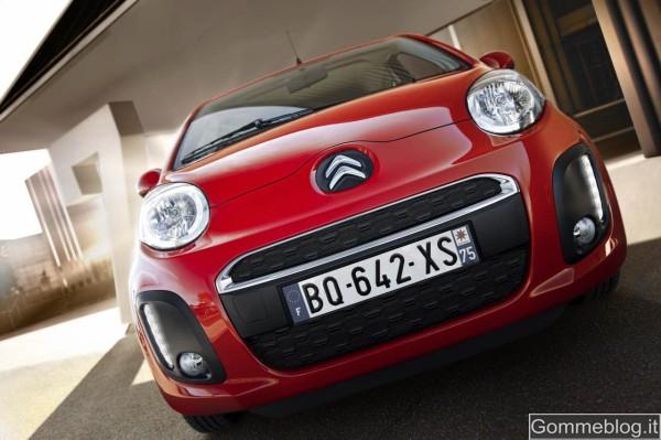 Nuova Citroën C1: Compatta, Economica ed Ecologia