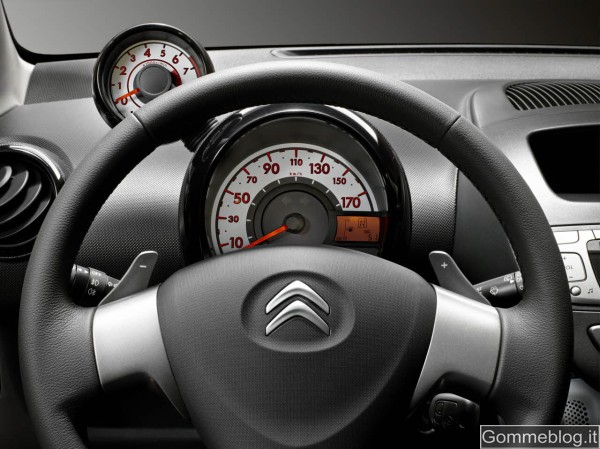 Nuova Citroën C1: Compatta, Economica ed Ecologia 4