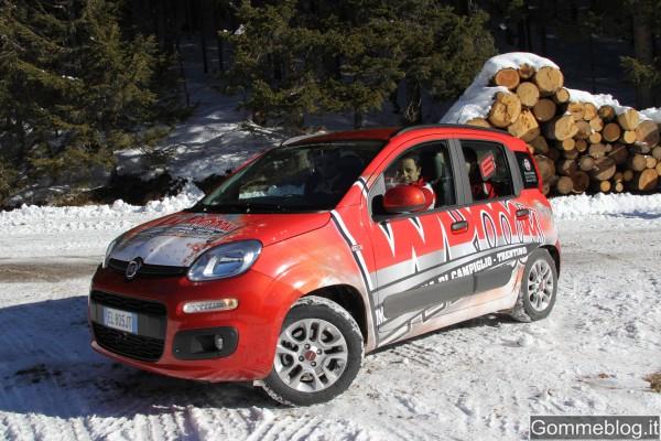 """La nuova Fiat Panda protagonista di """"Wrooom 2012"""""""